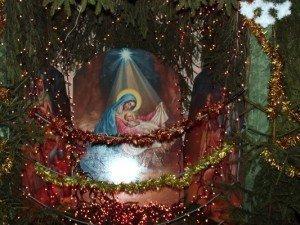 Празднование Рождества Христова в Смоленском Свято-Успенском кафедральном соборе