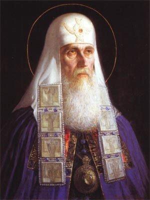 Священномученик Гермоген, Патриарх Московский