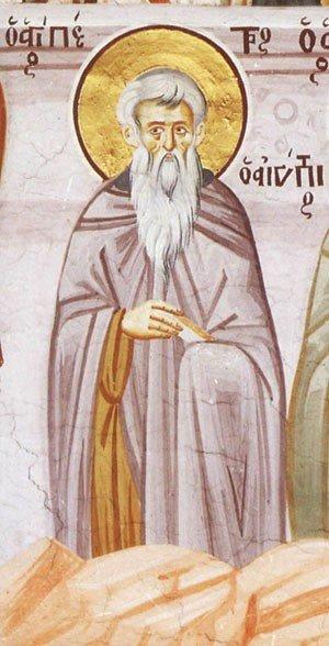 Праведный Петр, бывший мытарь
