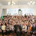 г. Рославль. Православная гимназия №2 и Спасо-Преображенский монастырь