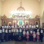 г. Рудня. Храм в честь Казанской иконы Божией Матери