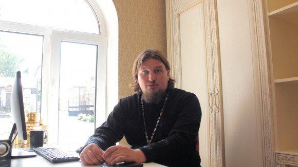 Протоиерей Георгий Свитцов