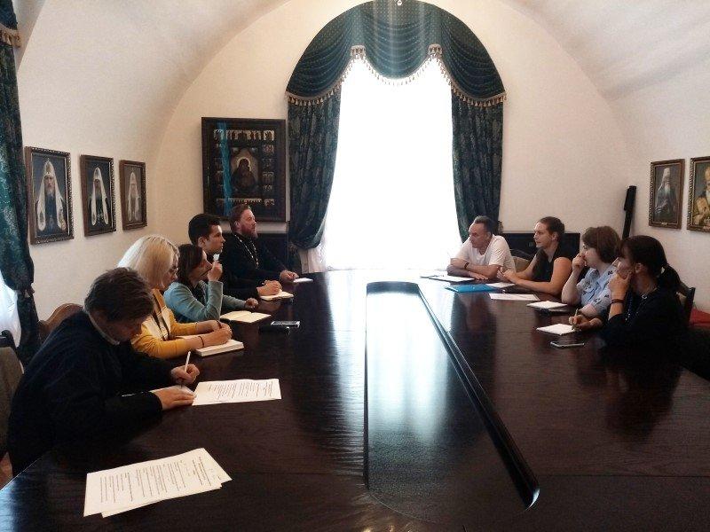 Совещание по организации культурно-православной профильной смены «Феникс»