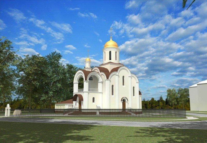 Благодарственный молебен святому Сергию Радонежскому пройдет в Соловьиной роще