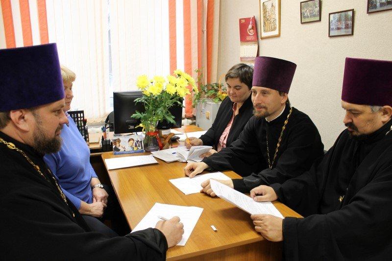Совещание по вопросам проведения муниципального этапа Рождественских чтений в Рудне
