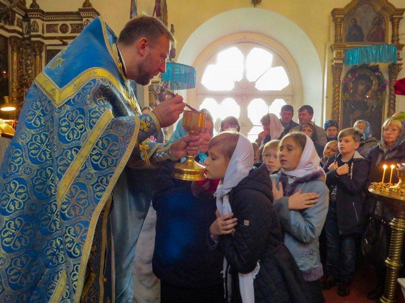 Паломническая поездка гимназистов в Покровский храм Демидова на престольный праздник