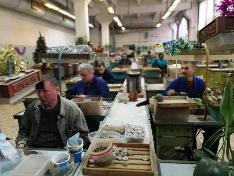 «Заветная встреча»: радиопередача для рабочих Электротехнического завода
