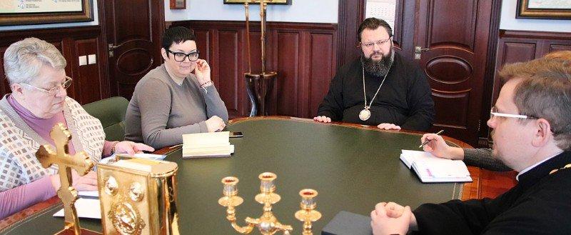 Совещание по развитию проекта «Православная культура Смоленской земли»