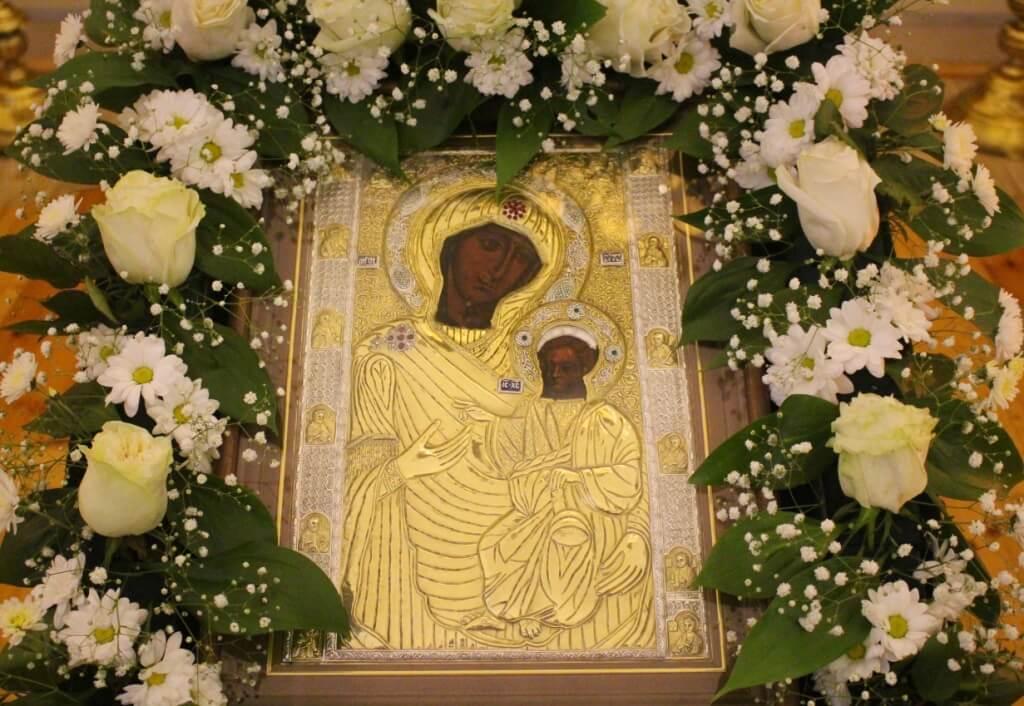 В Вязьме состоялись торжества в честь Иверской иконы Божией Матери