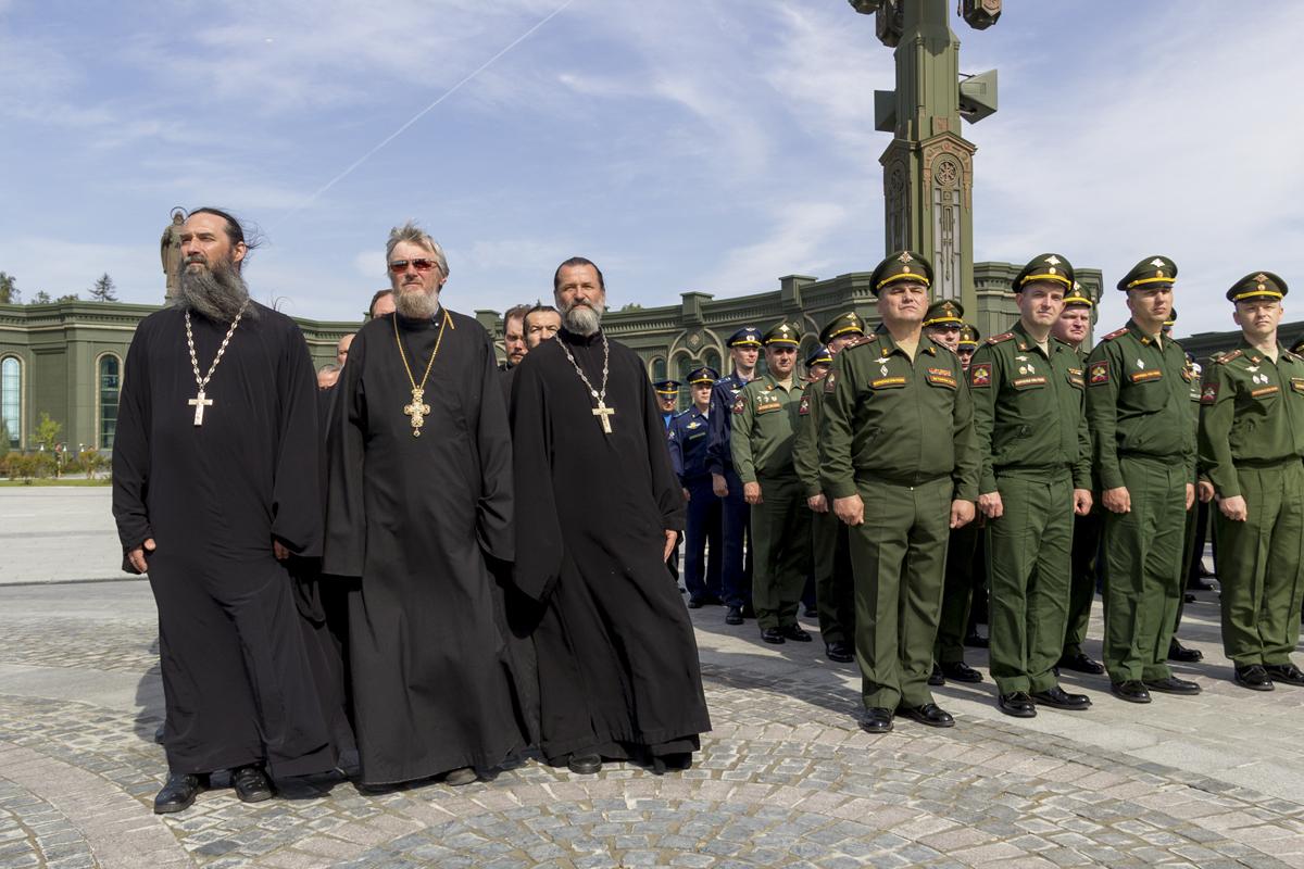 Клирики Смоленской епархии прошли обучение в Военном духовно-просветительском центре