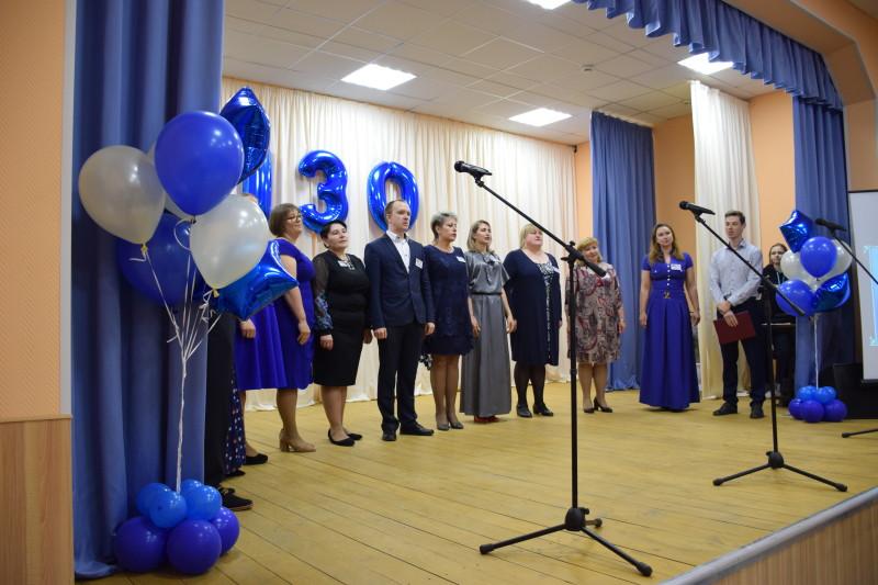 130 лет СОГБОУ «Краснинская средняя школа-интернат для обучающихся с ОВЗ»